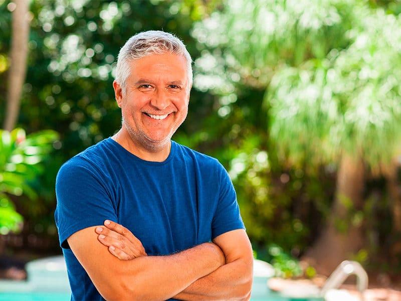 ejercicios de Kegel para un hombre mayor de 50