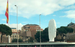 Jaume Plensa Julia Madrid