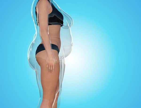 perder peso durante la menopausia