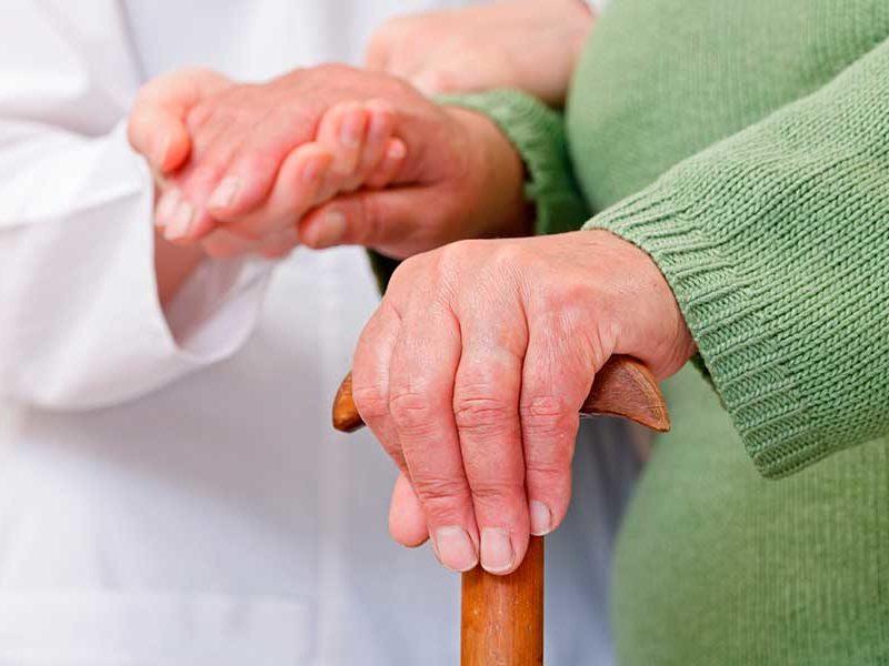 quiero ser cuidadora de ancianos