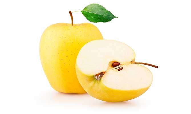 cuantas calorias tiene una manzana