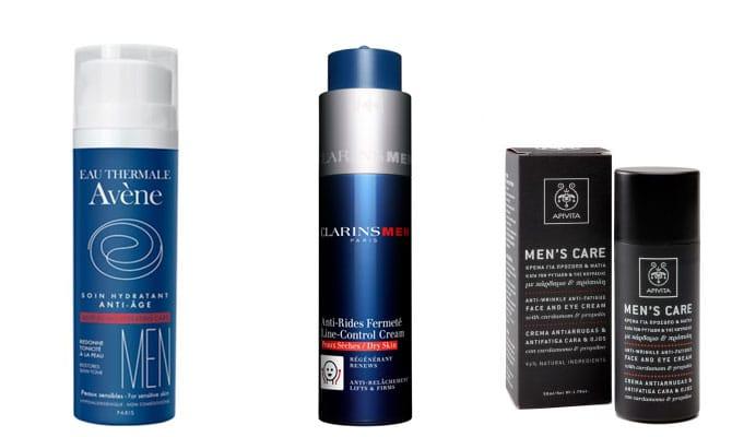 cosmética masculina