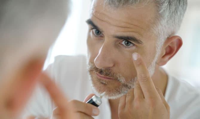 c0541635ff49 Cosmética masculina. Qué ha cambiado para los mayores de 50 años ...