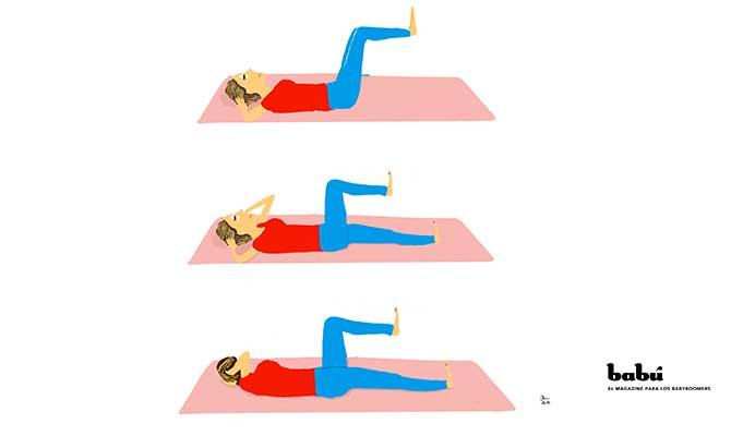 ejercicios para perder barriga