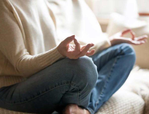 meditación para solucionar crisis