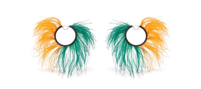 tendencias primavera 2019 plumas