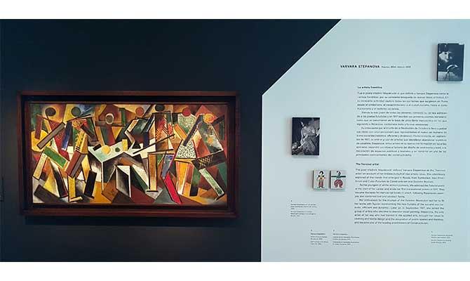 Pioneras Museo Thyssen Madrid