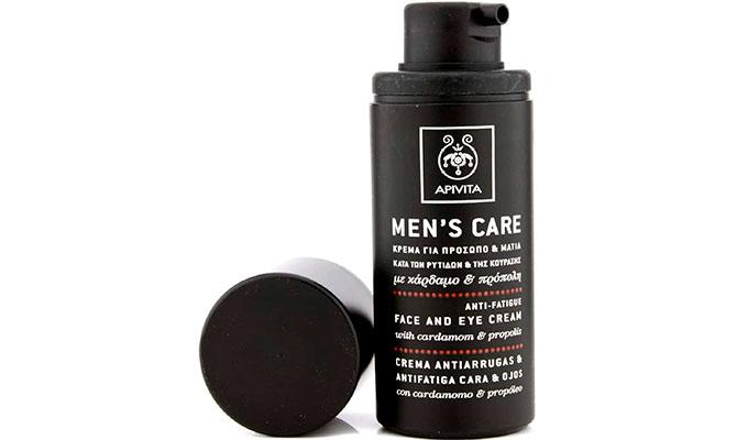 crema apivita men's care