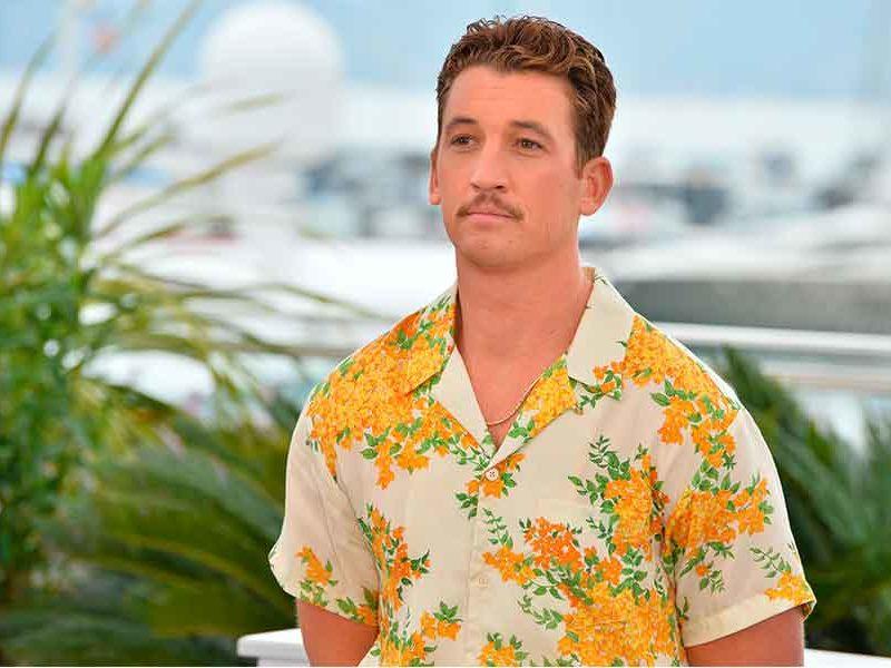 camisas de flores hombre