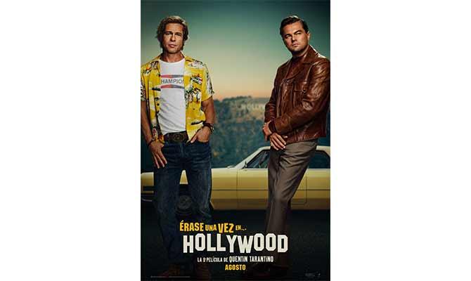 Érase una vez en...Hollywood