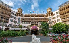 hotel Santa Catalina Gran Canaria