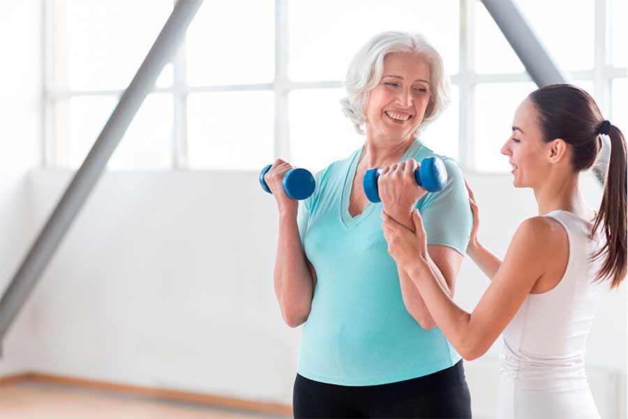 se puede recuperar masa muscular despues de los 40