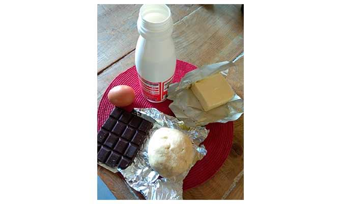 tarta de chocolate con thermomix