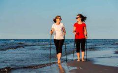 caminar con bastones