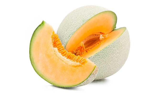 calorías del melón