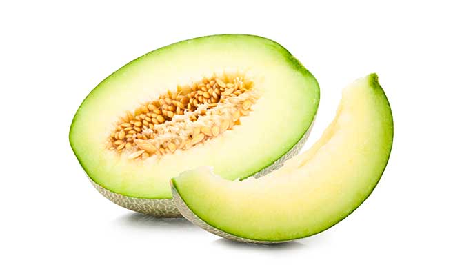 calorias del melón