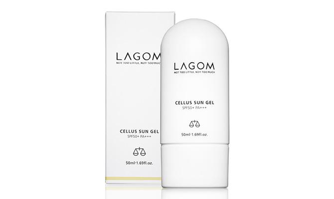 protector solar facial Lagom
