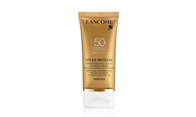 protector solar facial Lancome