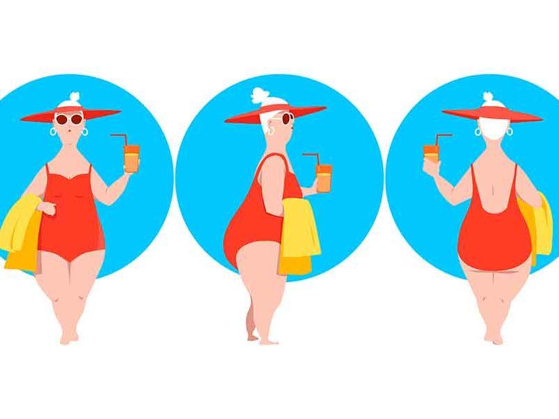 Comidas para bajar de peso en 5 diaspora