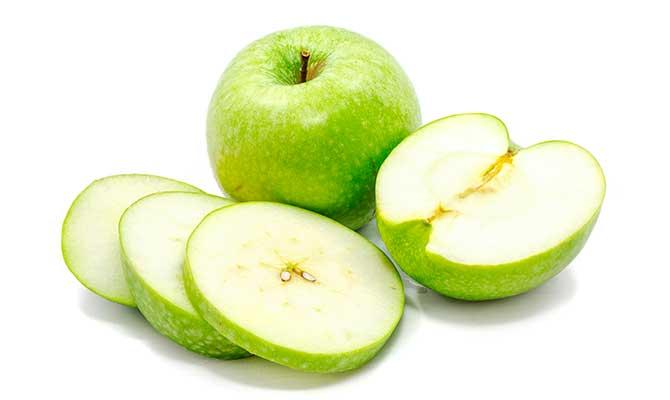 gazpacho de manzana