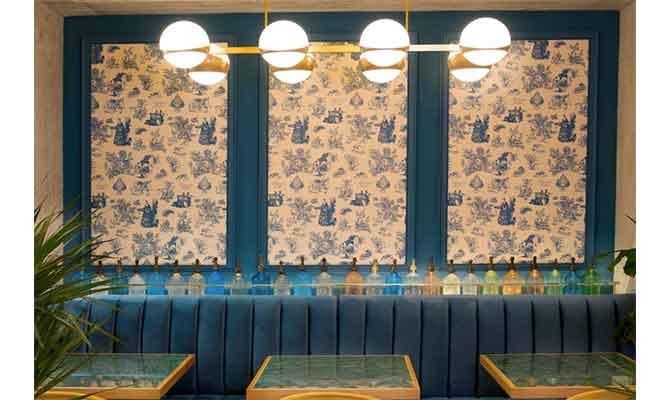 Restaurantes de moda para comer o cenar en el centro de Madrid