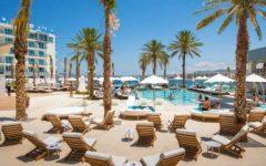 Hoteles urban beach Amáre