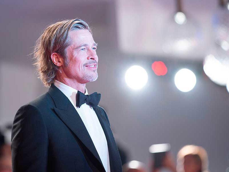 fotos de Brad Pitt en Érase una vez en Hollywood