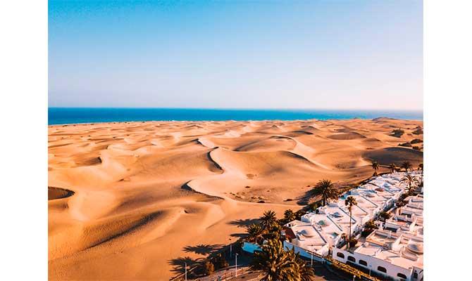 viaje invierno Gran Canarias