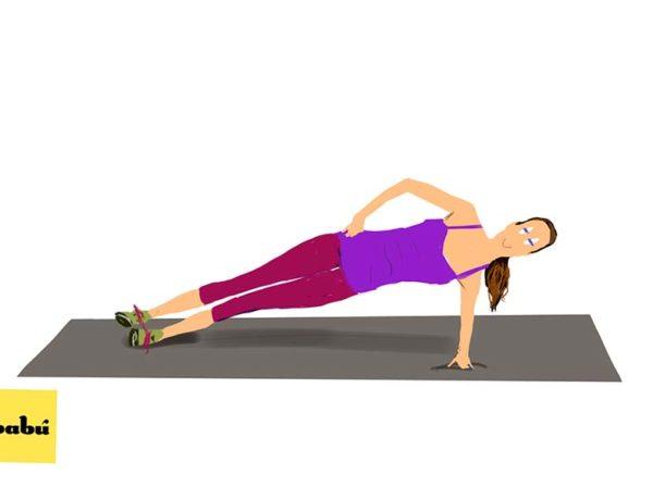 ejercicios para proteger las lumbares