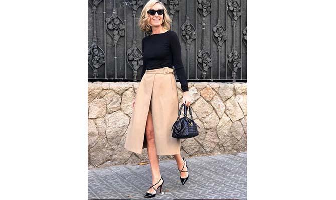 moda mujeres mayores de 50 Maica