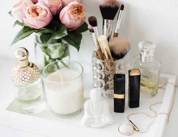 ordenar cosméticos