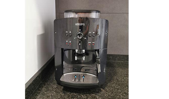 cafetera Krups Roma para cafe en grano
