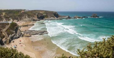 Costa Alentejana en Portugal