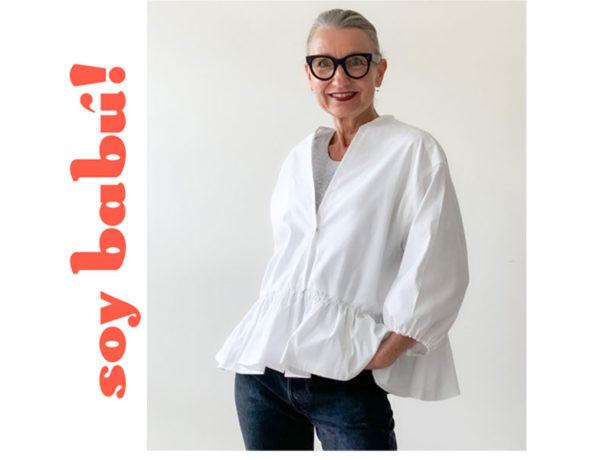 catherine dupon presenta modeste su marca