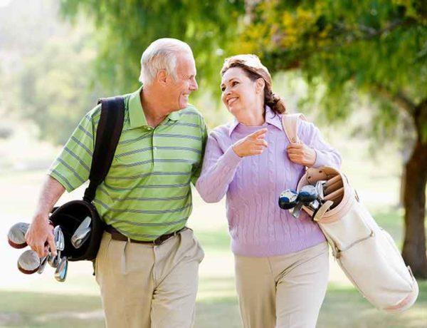 golf pasado los 50 años