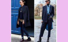 moda Babú Magazine azul marino