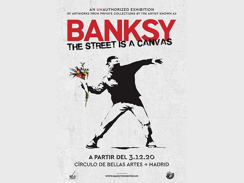 Banksy exposición madrid