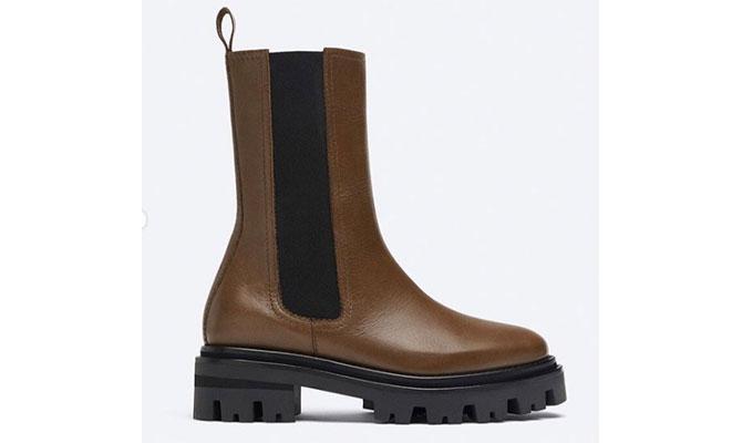 botas Uterque