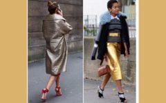 moda oro o plata
