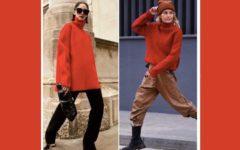 moda rojo