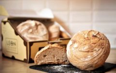 pan natural de masa madre