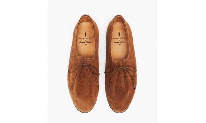 Zapatos de Mackintosh
