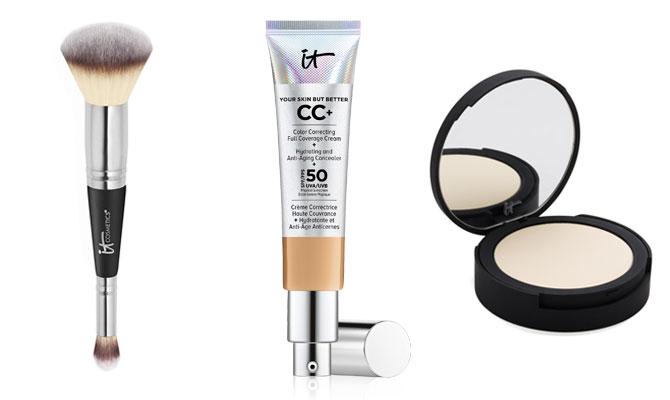 """Your Skin But Better CC"" base de maquillaje de It Cosmetics con protección solar 50"