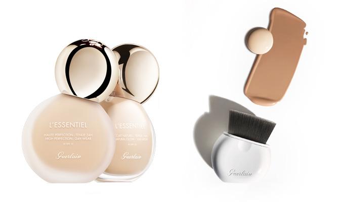 """maquillaje anti fatiga """"L' Essentiel Alta Perfección"""" de Guerlain"""