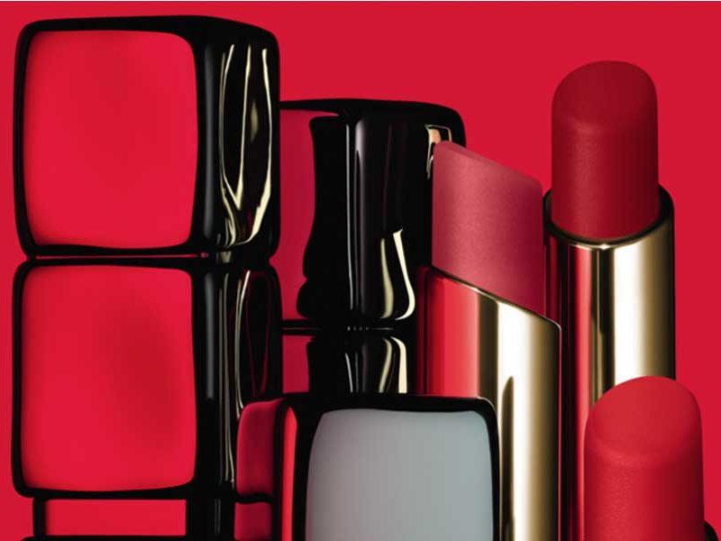 como elegir el rojo de labios mate perfecto