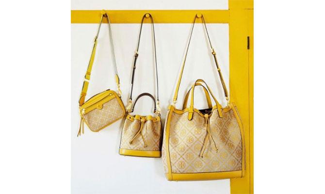 bolsos amarillos