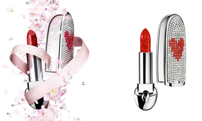 """Rouge G Edición Limitada San Valentín"""" de Guerlain"""