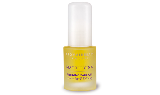 Mattifying Refining face Oil sérum de Aromatherapy Associates