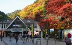 ruta senderismo Tokio