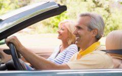 viajar en coche en pareja